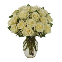 White Rose Bouquet (BF241-11)